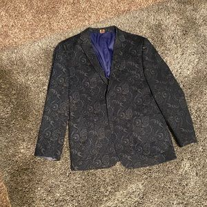 Madison Modern Fit Paisley Sports Coat